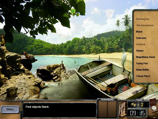 孤岛救援截图0