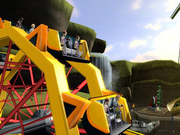 模拟乐园:惊奇世界截图0