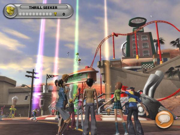 模拟乐园:惊奇世界截图2