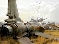 科幻大作《命运》最新概念艺术图 偏安一隅的人类