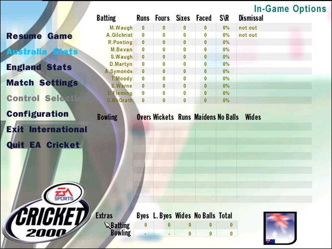 EA棒球2000截图2