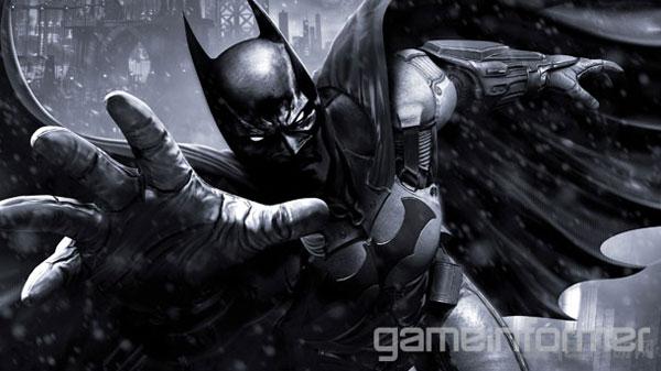 蝙蝠侠阿甘起源截图