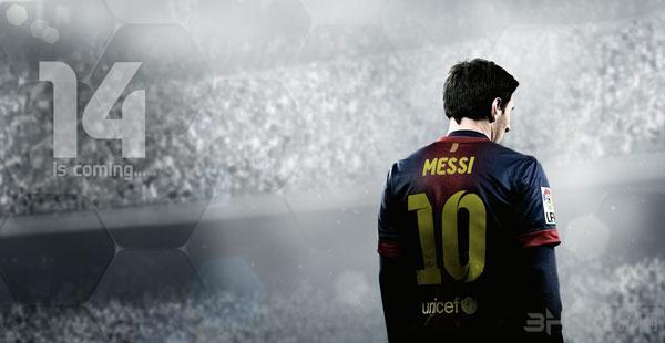 FIFA14预告图片