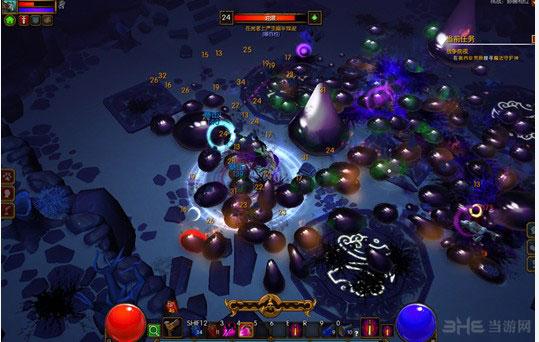 火炬之光2无限刷怪的地图