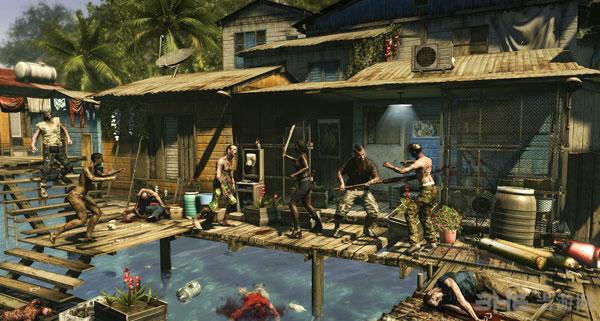 死亡岛激流游戏截图