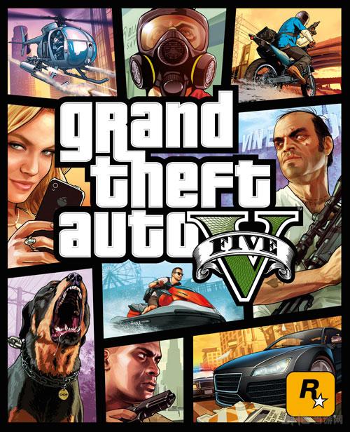 GTA5官方完整游戏封面