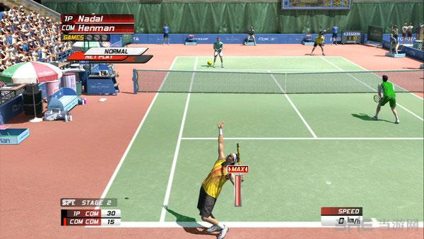 虚拟网球4截图3