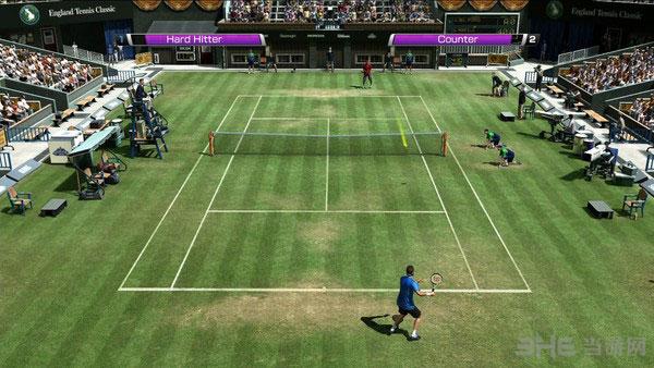 虚拟网球4截图4