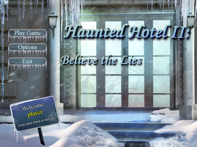 幽魂旅店2:相信谎言截图0