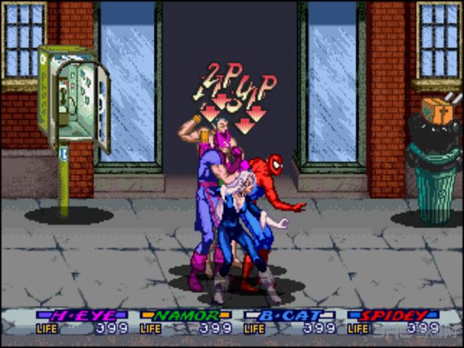 蜘蛛侠截图3
