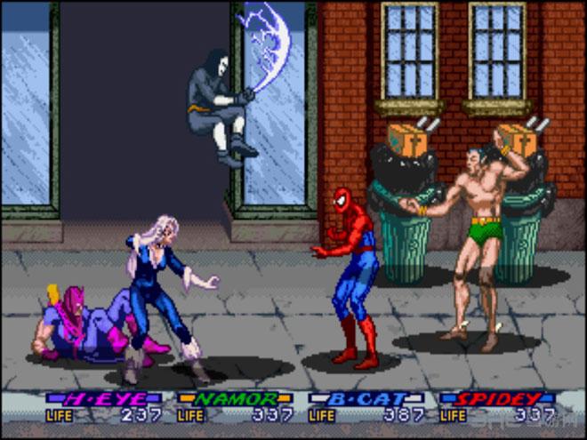 蜘蛛侠截图4