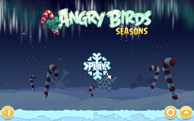 愤怒的小鸟:2013季节版最新清爽经典游戏截