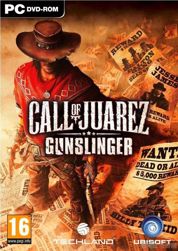 狂野西部:枪手游戏封面
