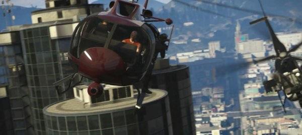 GTA5游戏截图