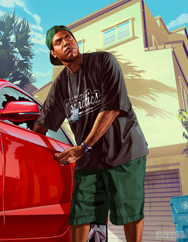 GTA5最新艺术图