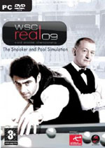 真��世界斯�Z克冠��2009(WSC Real 2009: World Snooker Championship)硬�P版