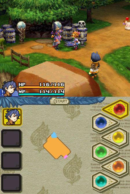 最终幻想水晶编年史:时之回声截图2