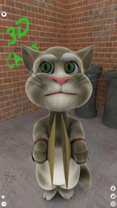 会说话的汤姆猫1电脑版截图2