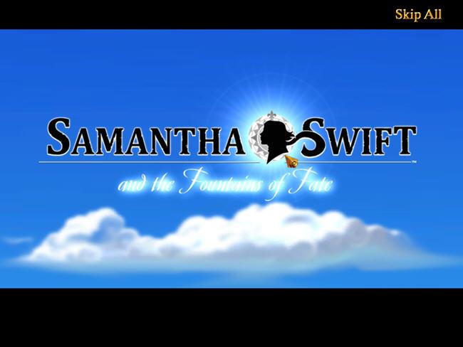萨曼莎与命运之泉截图0