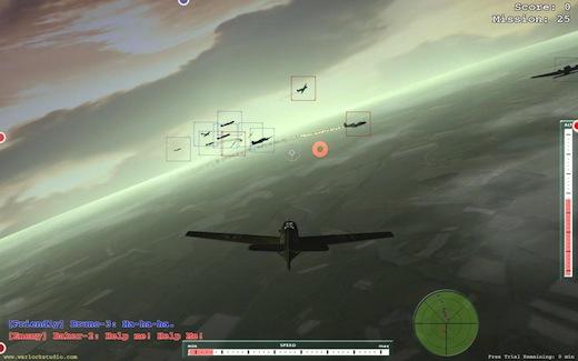 空中战斗截图0