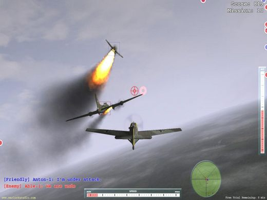 空中战斗截图2