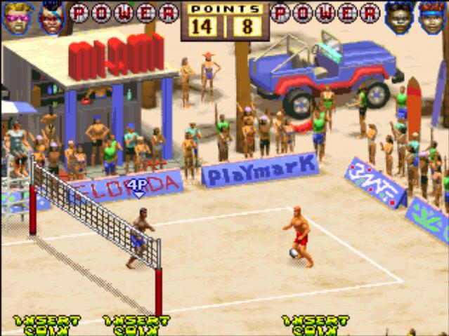 世界沙滩排球大赛