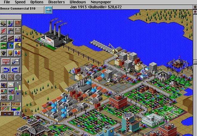 模拟城市2000:特别版