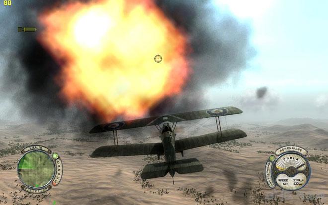 空中冲突:秘密战争截图7