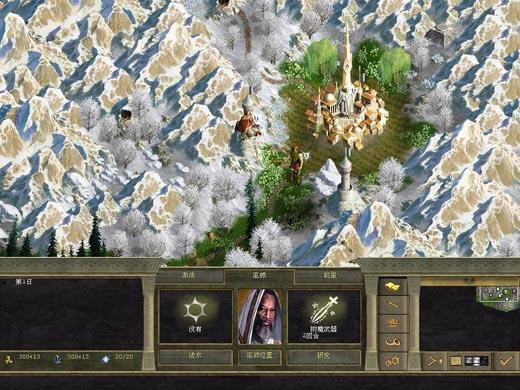 奇迹时代2:巫师王座截图2