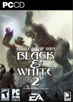 黑�c白2:�神之��(Black & White 2:Battle of The Gods)�h化版