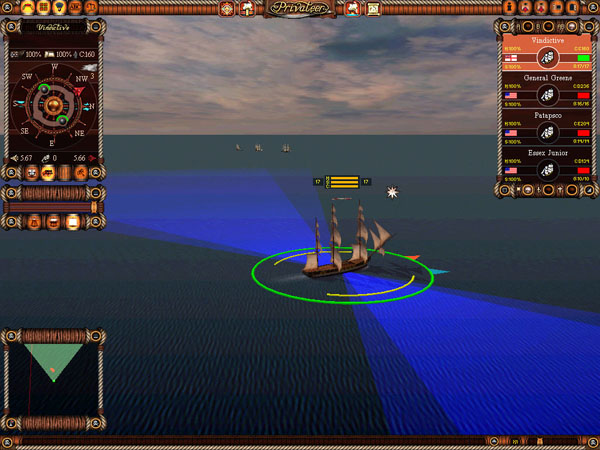 航海时代2:赏金船长截图2