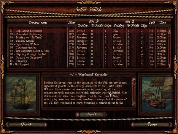 航海时代2:赏金船长截图1