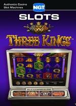 IGT游戏机:三个国王