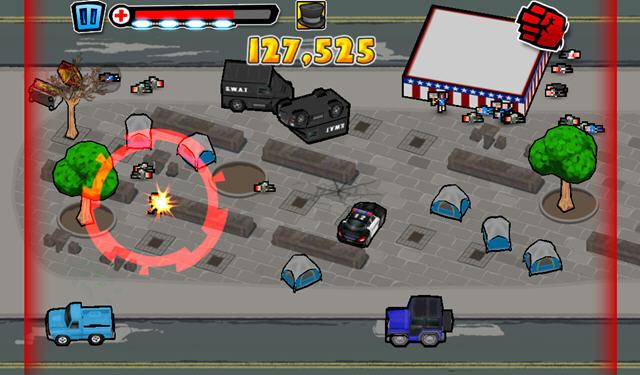 泰坦袭击华尔街电脑版截图3