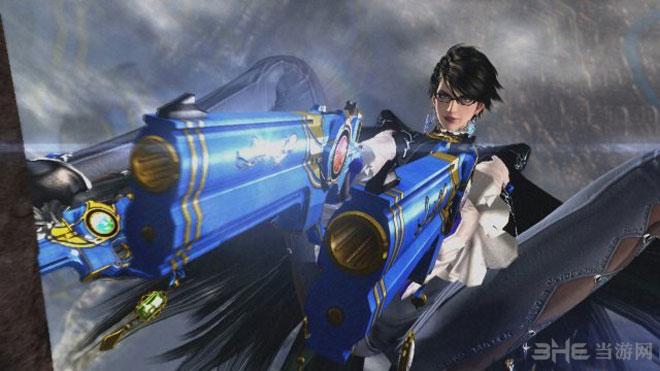 2013E3游戏展猎天使魔女2图片