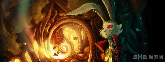 兔子之夜游戏截图