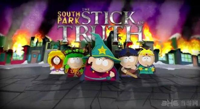 南方公园:真理之杖图片