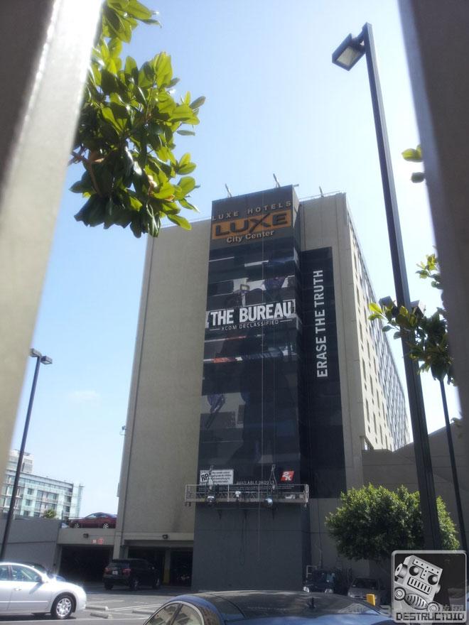2013 E3游戏展现场照片
