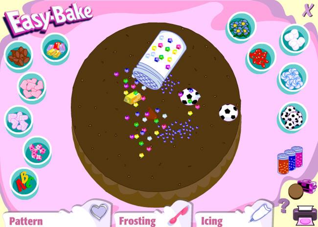 冰激凌蛋糕店截图2