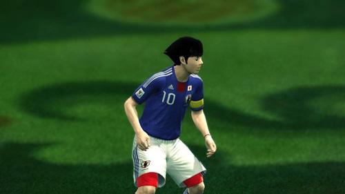 PES6足球小将版第三版截图5
