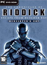 超世纪战警逃离屠夫湾(The Chronicles of Riddick Escape From Butcher Bay)硬盘版