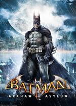 蝙蝠侠阿卡姆疯人院