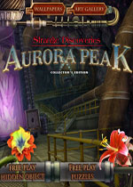 奇妙发现欧若拉山峰(Strange Discoveries:Aurora Peak)中文破解典藏版v1.0