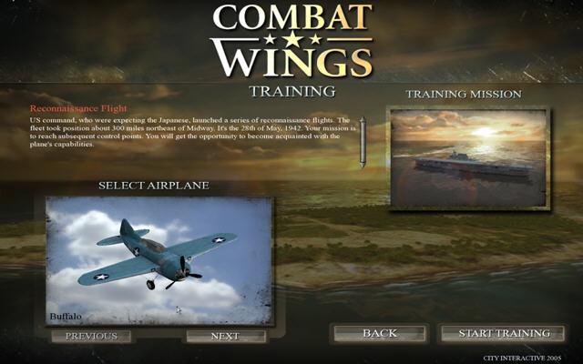 战争之翼:太平洋之战截图1