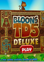 气球塔防5(Bloons TD5 Deluxe)豪华汉化中文破解版