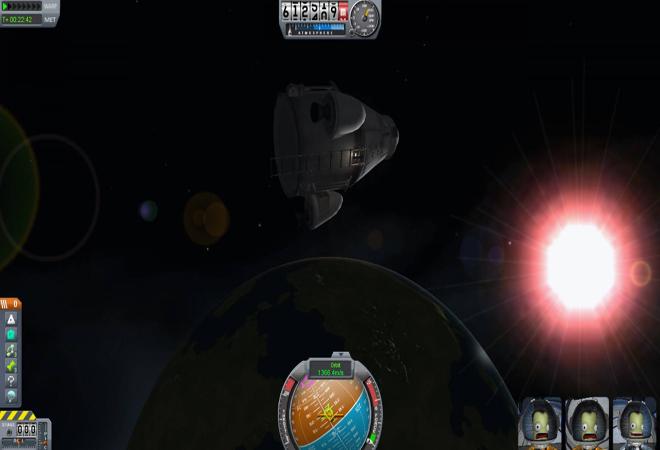 坎巴拉太空计划截图1