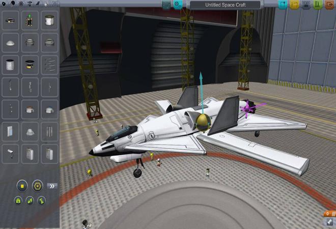 坎巴拉太空���截�D5