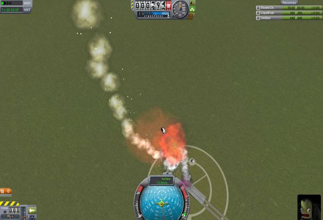 坎巴拉太空计划截图6
