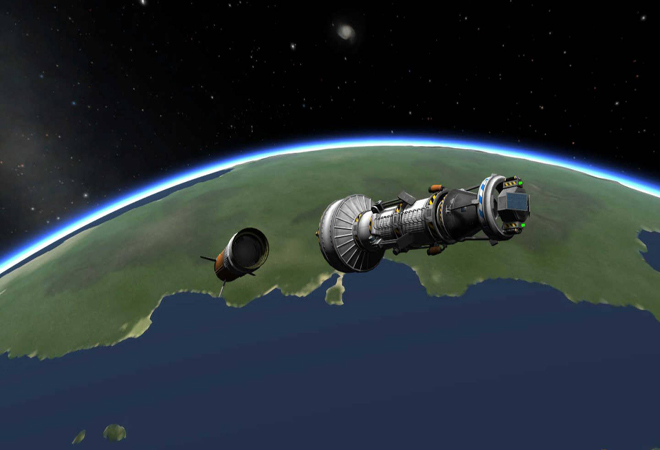 坎巴拉太空计划截图9