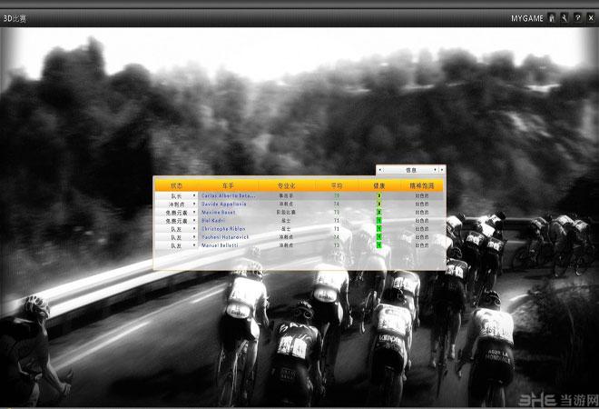 职业自行车队经理2013截图6